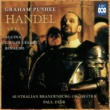 グラハム・プッシー/オーストラリア・ブランデンブルク管弦楽団/ポール・ダイヤー Handel: Arias