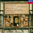 タカーチ弦楽四重奏団/ミクロシュ・ペレーニ Schubert: String Quintet in C major, D. 956 - 1. Allegro ma non troppo