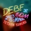 TETSUYA KOMURO DEBF EDM 2013 SUMMER