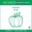 Sara Macliver/Ola Rudner/Tasmanian Symphony Orchestra Chamber Players Haydn: Arias [1000 Years Of Classical Music, Vol. 21]