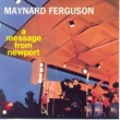 Maynard Ferguson A Message From Newport (HD 96/24)