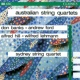 Sydney String Quartet Lehmann: String Quartet No. 2