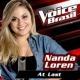 Nanda Loren At Last [The Voice Brasil 2016]
