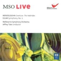 メルボルン・シンフォニー・オーケストラ/ジェフリー・テイト Elgar: Symphony No. 1 in A Flat Major, Op. 55 - 4. Lento - Allegro [Live]