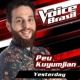 Peu Kuyumjian Yesterday [The Voice Brasil 2016]