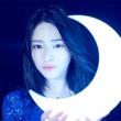 栞菜智世 blue moon