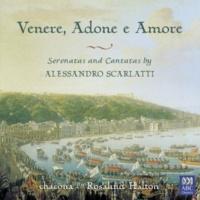James Sanderson/Chacona/Rosalind Halton Scarlatti: Del Tirreno sul lido - Era il bel crine