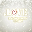 V.A. .LOVE -SNOW SNOW SNOW-