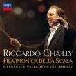 Filarmonica della Scala スカラ座の序曲・前奏曲・間奏曲集
