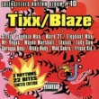 Sizzla Greensleeves Rhythm Album #10: Tixx / Blaze