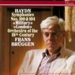 18世紀オーケストラ/フランス・ブリュッヘン 交響曲 第100番 ト長調 Hob.I:100 《軍隊》: 第1楽章: Adagio Allegro