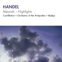 "Orchestra of the Antipodes/アントニー・ウォーカー/Alexandra Sherman Handel: Messiah, HWV 56 / Pt. 1 - 19. ""Then Shall The Eyes Of The Blind Be Opened"""