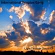 International Peoples Gang Light Through Clouds