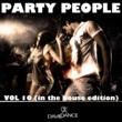 DJ Donny & Andy Pitch & Mauro Cannone & Aki Drope & Dj Benq & Meik & Daviddance, Klaudia Kix & Stereomasters & Fickry Hard & Ale Rossi Party People Vol. 10