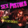 Sex Pistols C'mon Everybody