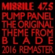 "The Pump Panel The Original Theme from ""Blade"" 2016 Remaster"