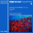 Pierre Boulez&Soloists & Domaine Musical Ensemble Serenade, Op. 24: II. Minuet