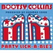 Bootsy Collins Party Lick-A-Ble's