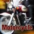 Dr. Sound Effects 250cc Motorcycle Start, Idle and Pull Away at Medium Speed