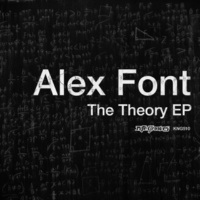 Alex Font The Theory EP