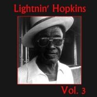 Lightnin' Hopkins Lightnin' Hopkins, Vol. 3