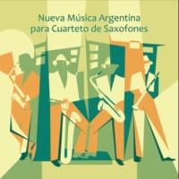 4mil Cuarteto de Saxofones Nueva Música Argentina para Cuarteto de Saxofones