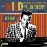 Allen Toussaint The Wild New Orleans Piano & Productions of Allen Toussaint