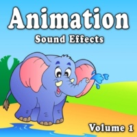 The Hollywood Edge Sound Effects Library Animation Sound Effects, Vol. 1