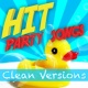Kids DJ Mixer Hit Party Songs - Clean Versions