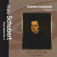 Trudelies Leonhardt Danses: Minuet in D Major, D. 336
