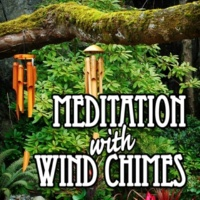 Music for Meditation The Bright Ringing of Copper Wind Chimes to Clear the Mind