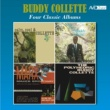 Buddy Collette Four Classic Albums (Calm, Cool & Collette / Marx Makes Broadway / Nice Day with Buddy Collette / Polyhedric) [Remastered]