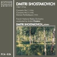 Dmitri Shostakovich Piano Concerto No. 1 in C, Op. 35 (1926): I. Allegro moderato