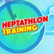 Running Trax Heptathlon Training