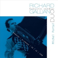 Richard Galliano & Michel Portal Concerts Inédits: Duo (Live)