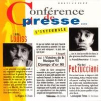 Eddy Louiss & Michel Petrucciani Conférence De Presse (L'intégrale)