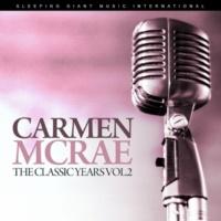 Carmen McRae The Classic Years, Vol. 2