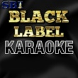 SBI Audio Karaoke Sbi Karaoke Black Label 2014 Week 33