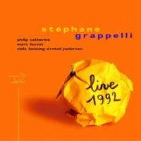 Stéphane Grappelli Live in Paris 1992 (feat. Philip Catherine, Marc Fosset & Niels-Henning Ørsted Pedersen)
