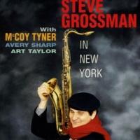 Steve Grossman In New York (feat. McCoy Tyner, Avery Sharp & Art Taylor)