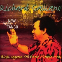 Richard Galliano New York Tango (feat. Biréli Lagrène, Al Foster & George Mraz)