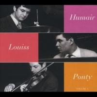 Daniel Humair & Eddy Louiss & Jean-Luc Ponty Vol. 1