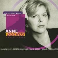 Anne Ducros Purple Songs (feat. Gordon Beck, Didier Lockwood, Sal La Rocca & Bruno Castellucci)