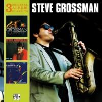 Steve Grossman 3 Original Album Classics