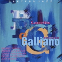 Richard Galliano Laurita (feat. Michel Portal, Didier Lockwood, Toots Thielemans, Palle Danielsson & Joey Baron)