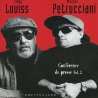 Eddy Louiss & Michel Petrucciani Conférence de presse, Vol. 2 (Live)