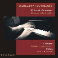 María-Paz Santibañez Préludes: Brouillards