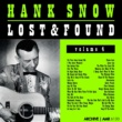 Hank Snow Lost and Found, Volume 4