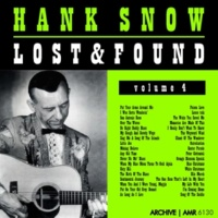 Hank Snow Put on Your Old Grey Bonnet