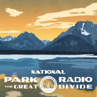 National Park Radio Monochrome